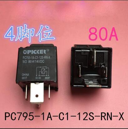 relay PC795-1A-C1-12S-RN-X 80A DIP4 литой диск replica fr rn 579 rn2 6x15 4x100 d60 1 et36 s