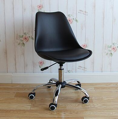 Computer chair lifting swivel pulley chair.. Office chair.. the bar chair hairdressing pulley stool swivel chair master chair technician chair
