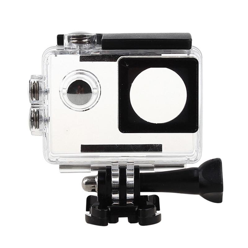 Action Camera Waterproof Case For Sjcam SJ4000 (wifi) SJ7000 EKEN H9 H9R F60 F60R Sport DV Waterproof Housing Case Cover