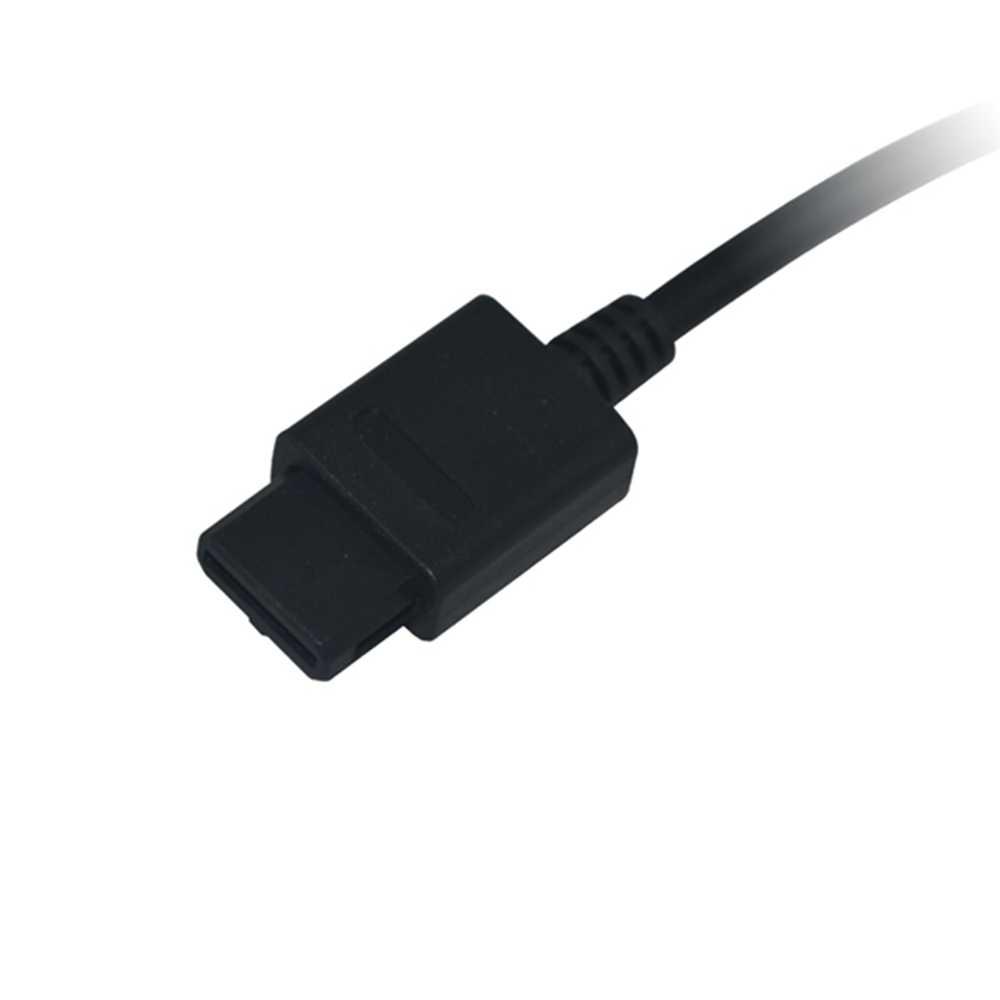 1.8M TV S-Video كابل AV سوبر لنينتندو لجيم كيوب ل N GC ل SNES ل N64