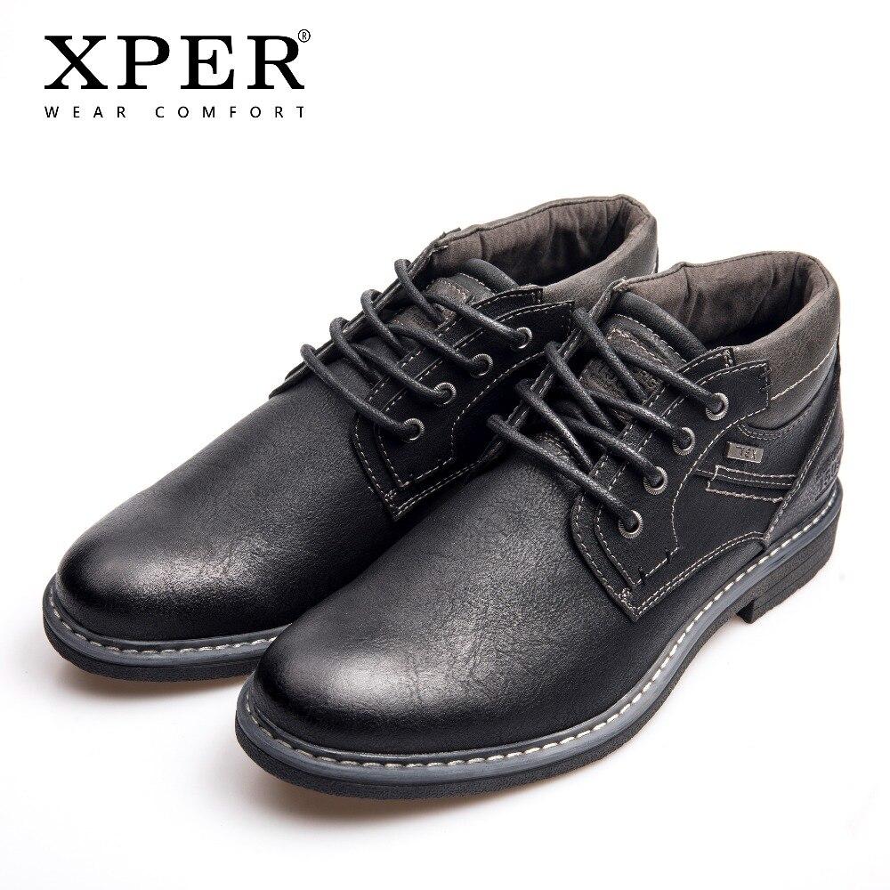 bottes Tex travail marque XPER hommes mode imperméables 2IWYEH9D