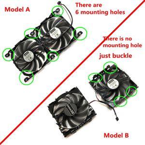 Image 5 - 2 יח\סט 4Pin CF 12915 S GPU Cooler מאוורר VGA כרטיס מאוורר עבור InnoVISION INNO3D הגרפיקה כרטיסי קירור כמו החלפה