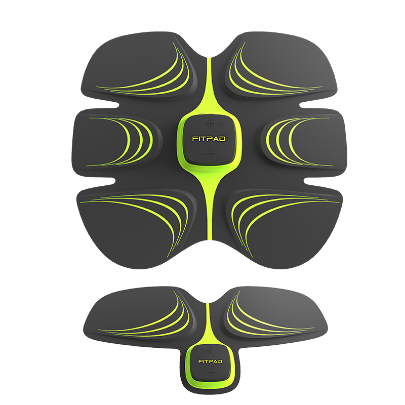 Fitpad Smart ABS Training Multi-Function EMS Muscle stimulation Hous abdominal muscles intensive training Loss Slimming Massager smart abs fit training multi function ems abdominal exercise hous abdominal muscles intensive training loss slimming massager