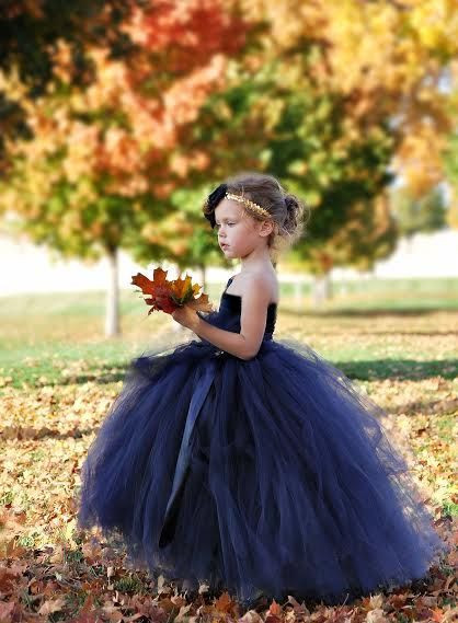 lovely princess royal blue   flower     girl     dresses   2016 scoop ball gown tulle lace up kids evening gowns vestido formatura