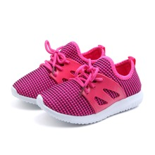цена comfy kids new fashion casual shoes of the girls The spring and autumn period and the EVA sole net cloth shoes boys sneaker baby онлайн в 2017 году