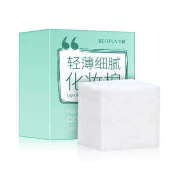 Cotton Cleansing Remover Cotton Women Facial Skin Care