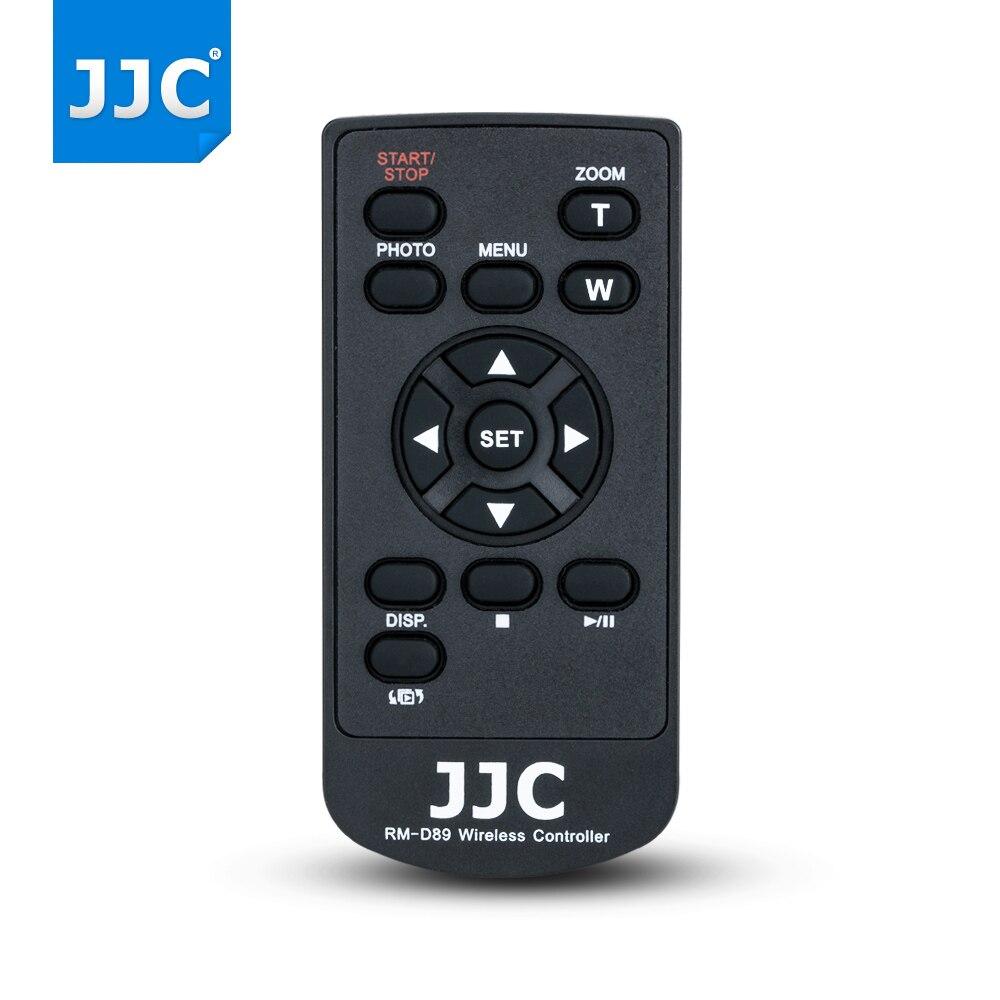 JJC wireless Remote Control for CANON VIXIA LEGRIA HF G20 M50 M500 M52 M506 M52 M56