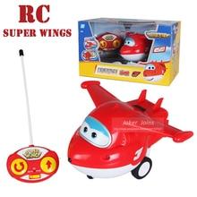 Super Wings — Пульт дистанционного управления супер крылья игрушки рисунок RC самолеты супер крыло игрушки