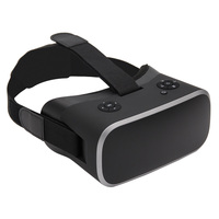 3d glasses Virtual Reality VR All in One Headset Resolution 2560*1440 HDMI input vr box HD 2K For Xbox One PS 4 Host PC Games