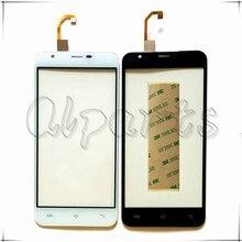 5.5 дюймов Телефон Датчик Сенсорный Экран Для Oukitel U7 плюс Сенсорный экран Панели Переднее Стекло Планшета Бесплатно Лента Доставка + Трек нет.