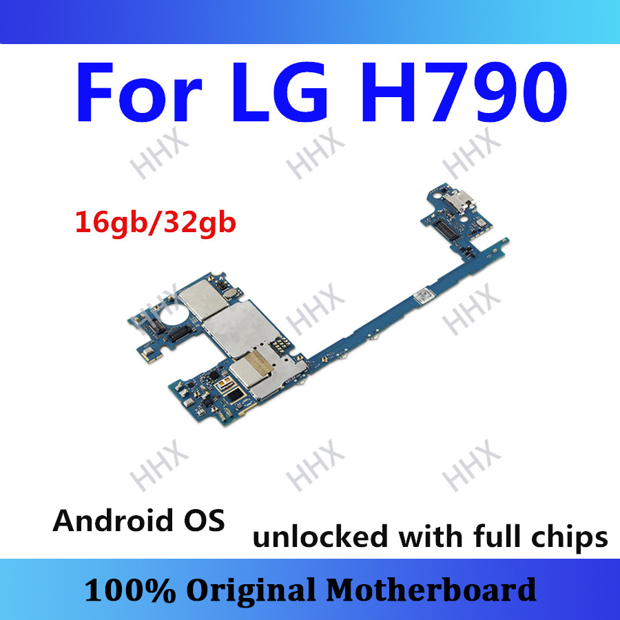 small resolution of original unlocked logic board for lg nexus 5x h790 motherboard 16gb 32gb with full chip