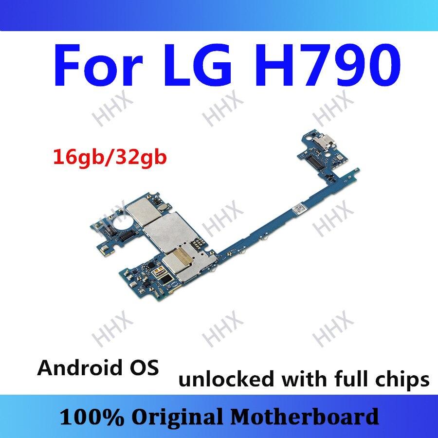 original unlocked logic board for lg nexus 5x h790 motherboard 16gb 32gb with full chip [ 900 x 900 Pixel ]