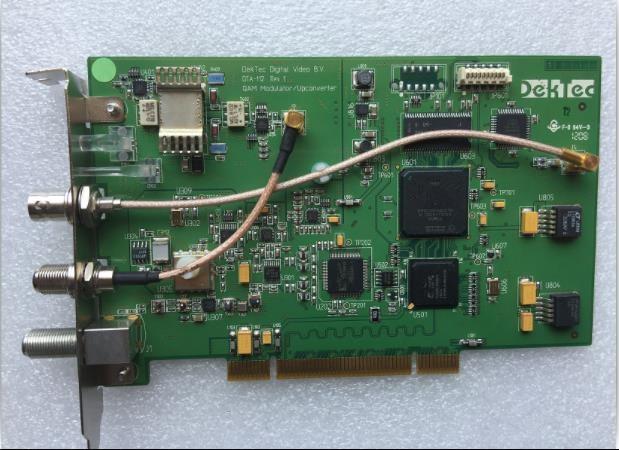 Tarjeta de Modulación estándar DTA-112