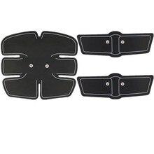 Замена электродов 1 шт. живота площадку и 2 шт. Arm колодки для умных EMS Беспроводной ABS Fit миостимулятор массажер