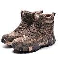 2016 армейские ботинки зимняя шерсть высокие пустынный камуфляж ботов и сапоги пустыня туризм бота де combate camuflada
