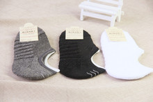 Short Socks Women Fashion Solid Color Cotton Cheap Price From China