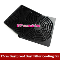 Top selling 3 in 1 plastic dust-proof net Dustproof Dust Filter 12CM cooling fan for PC Computer Case