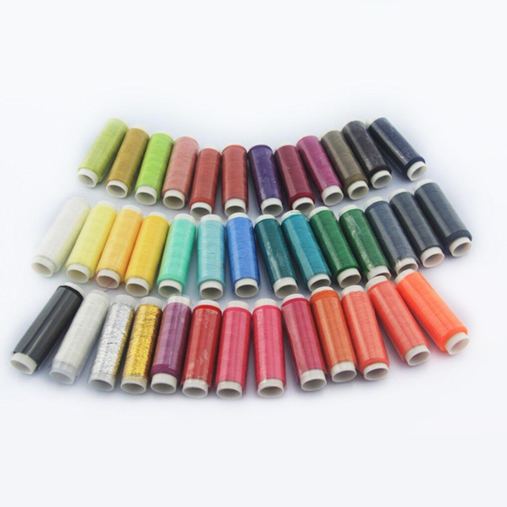 7675d833d ▻مختلط الألوان البوليستر بكرة الخياطة موضوع آلة الخياطة - a828