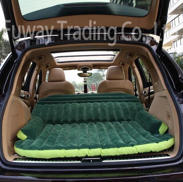 dhl freies verschiffen suv aufblasbare matratze reise camping auto r cksitz 3d schlafenrest. Black Bedroom Furniture Sets. Home Design Ideas