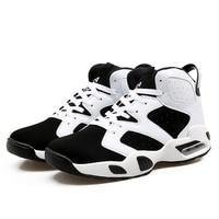 Boys Cushioning Basketball Shoes High Popular Air Shock Comfortable Sneakers Outdoor Cheap Sport Boots basquete jordan retro Men