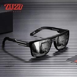 20/20 Brand Men's Fashion Polarized Sunglasses Men For Driving Plastic UV Protection Eyewear Designer Travel Sun Glasses