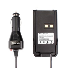 Autolader Batterij Eliminator 12 V 24 V voor Ailunce HD1 Dual Band DMR Digitale Radio Walkie Talkie