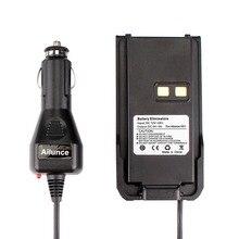 Car Charger Battery Eliminator 12V 24V for Ailunce HD1 Dual Band DMR Digital Radio Walkie Talkie
