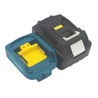 18V 1500MAH Li ion Power tools Replacement Battery For Makita BL1815 with USB Power source Adapter for iphone ipad