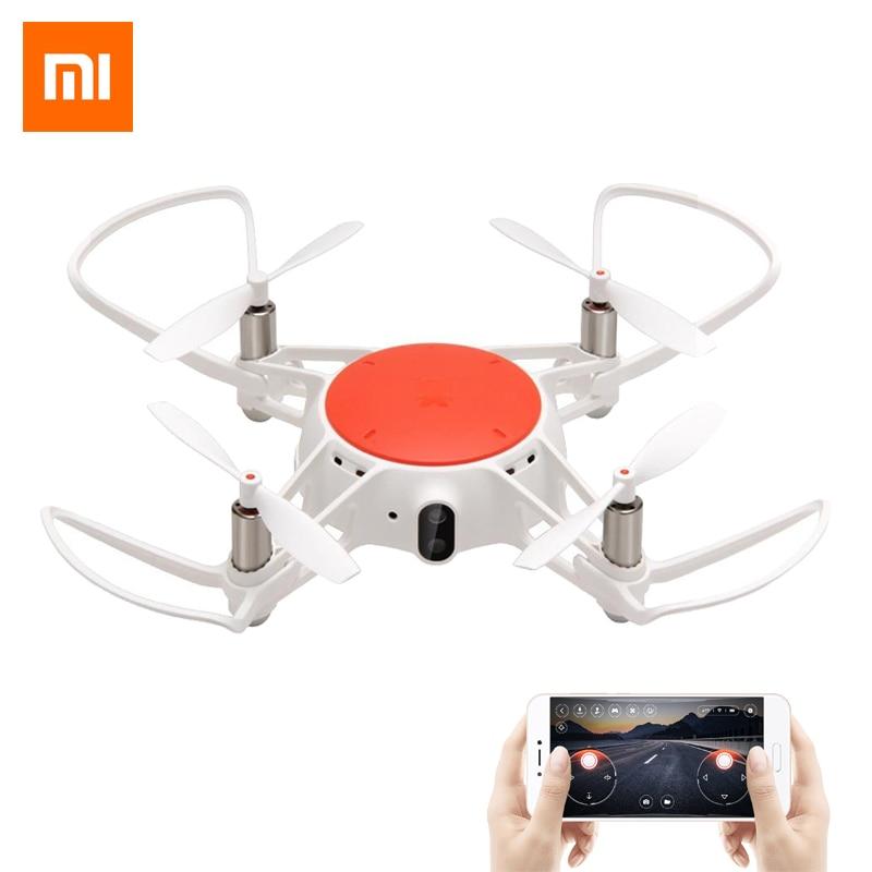 Original Xiaomi Mitu WIFI FPV RC Drone Smart Control with HD Cameras 720P Infrared Battle 4 Core Processor APP Remote Controller