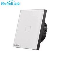 BroadLink TC2 TC1 Wifi Light Switch 1 Gang UK Smart Home Wireless Remote Wall Light Switch