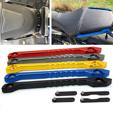 Motorcycle Rear Passenger Pillion Seat MT-09 Hand Handle Grab Bar handrail rail For Yamaha MT09 MT 09 FZ09 FZ 2014 2015 2016