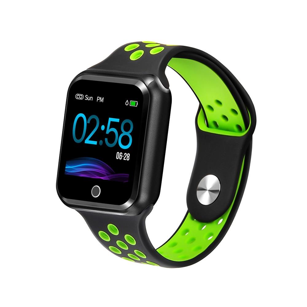 S226 smart watches watch IP67 Waterproof 30 meters waterproof 15 days long standby Heart rate Blood pressure Smartwatch PK P68