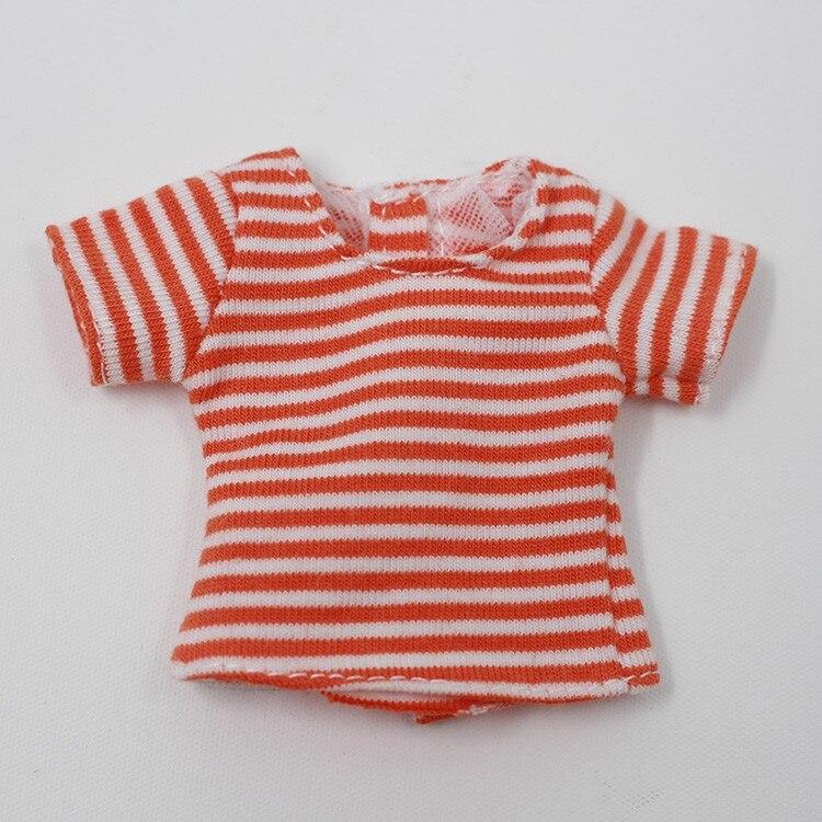 Neo Blythe Doll Striped T-Shirts 7