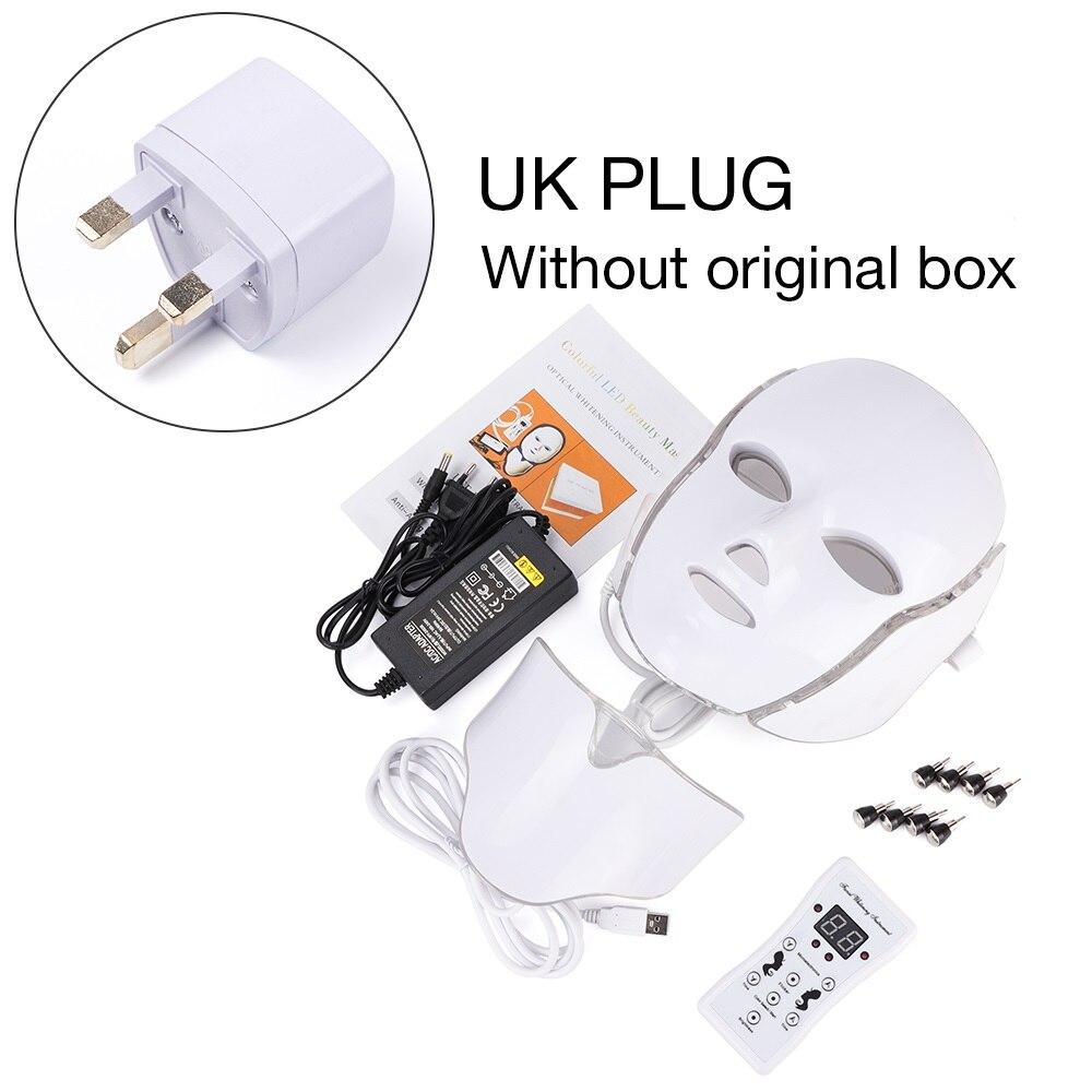 UK Plug withthou box