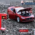 CAIPO Maserati Моделей Автомобилей 1:32 Сплав Вытяните Бак Литья Под Давлением Автомобилей Модели Игрушки Автомобилей