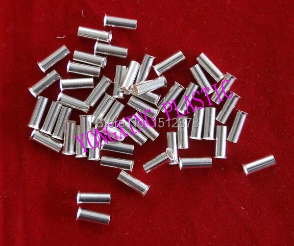 100 шт./лот EN25-16 4AWG 25 квадратных метров конец шнура изолирующий контакт провода наконечники