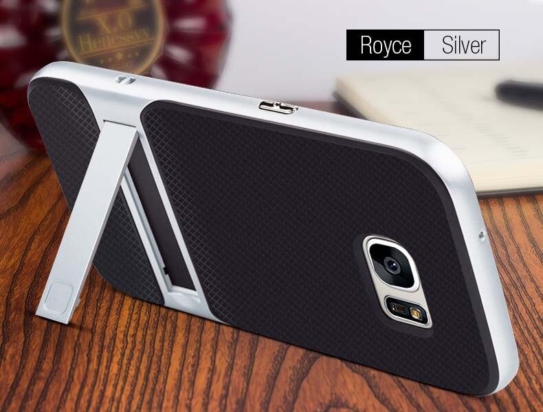 Brand New Caso Híbrido para Samsung Galaxy