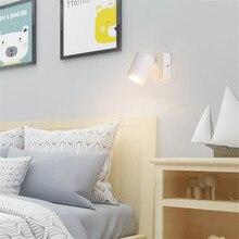 Modern Wall Lamp Loft Style Corridor Living Room Light Swing Arm Bathroom Mirror Dining Cafe Reading Wandlamp
