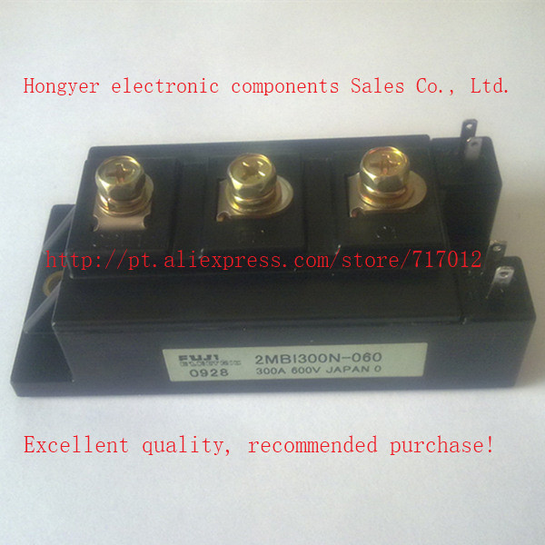 Free Shipping 2MBI300N-060 New  IGBT:300A-600V,Can directly buy or contact the seller free shipping 100% new original 5pcs lot hgtg30n60a4d 30n60a4d hgtg30n60 30n60 600v smps series n channel igbt