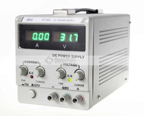 Labloot AF1305 Power Supply Precision Single Adjustable DC Power Supply 0-30V 5A 30v 5a dc regulated power high precision adjustable supply switch power supply maintenance protection function kps305df