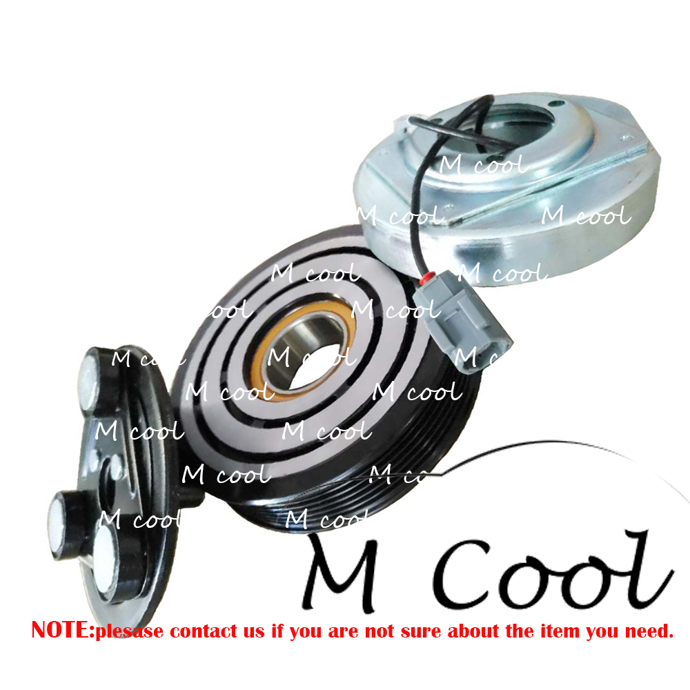HIGH QUALITY BRAND NEW FOR CAR MAZDA 3 1 6L PANASSONIC AC COMPRESSOR CLUTCH 2000 2009 H12A1AG4DY BP4K61K00 BP4K61K00A BP4K61K00B in Air conditioning Installation from Automobiles Motorcycles