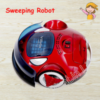 Intelligent Sweeping Robot Household Automatic Sweeper Vacuum Cleaner Mop Cleaning Machine TP AVC702