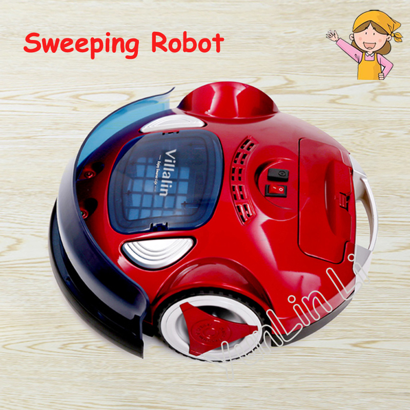 Intelligent Sweeping Robot Household Automatic Sweeper Vacuum Cleaner Mop Cleaning Machine TP-AVC702 vbot sweeping robot cleaner home fully automatic vacuum cleaner special offer clean robot mopping machine