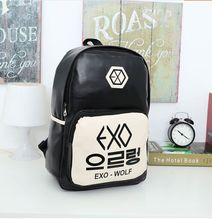 KPOP Exo Backpack Girls & Boy