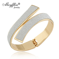 Wholesale Designer Fashion Jewelry Alloy Gold Plating Charms Open Cuff Bracelets Bangles Min 10 Mix Items