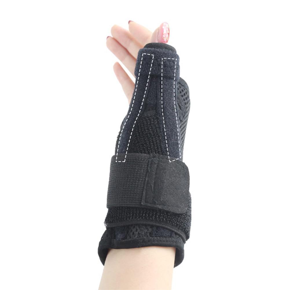 do estabilizador do polegar de duas vias
