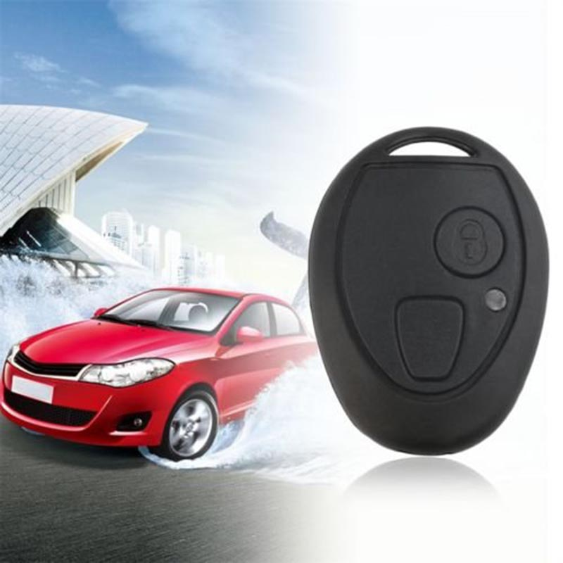 Replacement 2 Button Remote Key Fob Shell Case Fits for Rover 75 MG ZT TOP