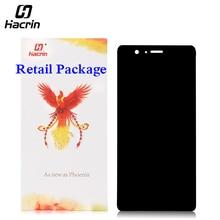 Hacrin для Huawei P9 Lite ЖК-дисплей Дисплей + дигитайзер Сенсорный экран сборки Замена для Huawei P9 Lite 5.2 дюймовый смартфон