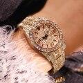 Австрийский хрусталь мода новый 2016 luxury женская diamond часы женские платья часы дамы кварцевые часы прямая поставка