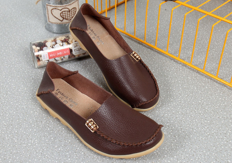AH912 (6) women's loafers shoe